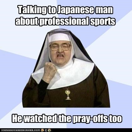 pray-offs,professional sports,Success Nun,thats-racist