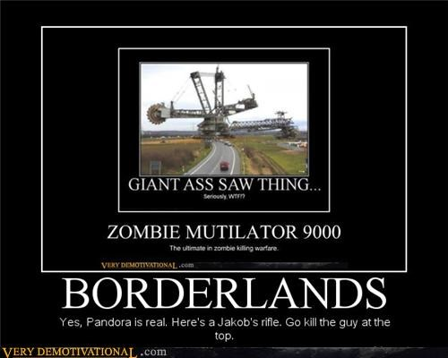 borderlands IRL video games wtf - 4491784960