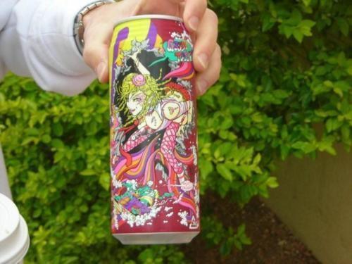 Can Art,dr pepper,Japan