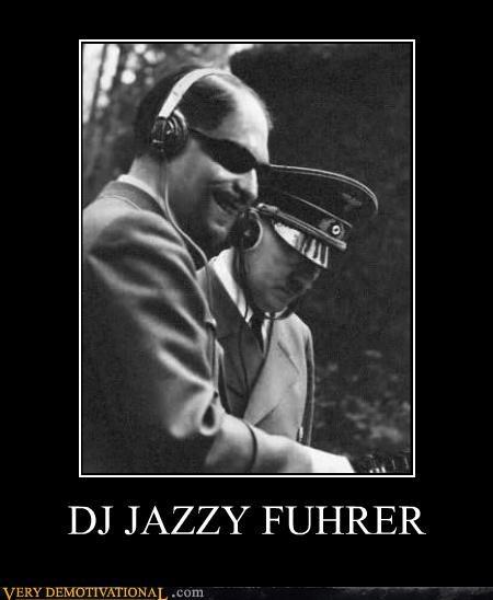 adolph hitler,dj,Music,nazi