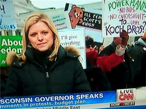 Leaky Interpipes,meme,pedobear,Wisconsin Protests