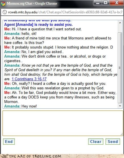 coffee Mormon Chat - 4493604352