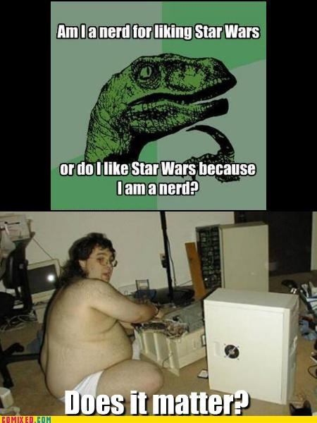 nerds philosraptor star wars - 4494154752
