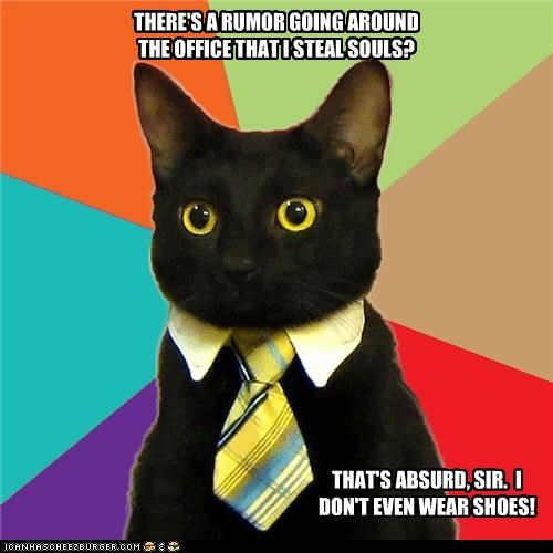 Business Cat is-business-cat-actually-basement-cat-in-a-tie - 4494532864