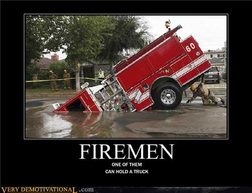 fireman,truck,wtf,sinking