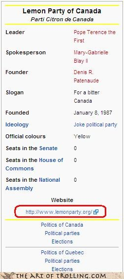 Canada government lemonparty old men wikipedia - 4494713856