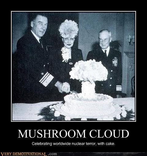 mushroom cloud,cake,wtf