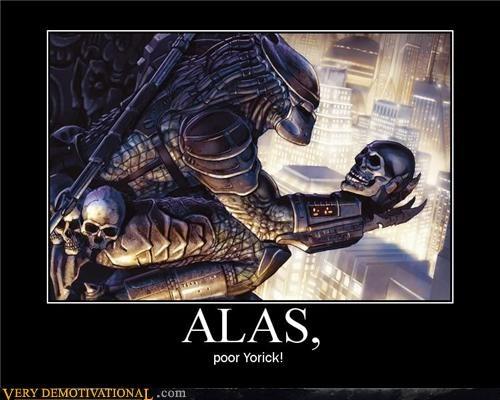 alas,Predator,Yorick