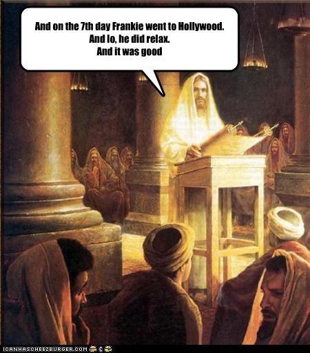 art funny jesus Music painting religion - 4495022080