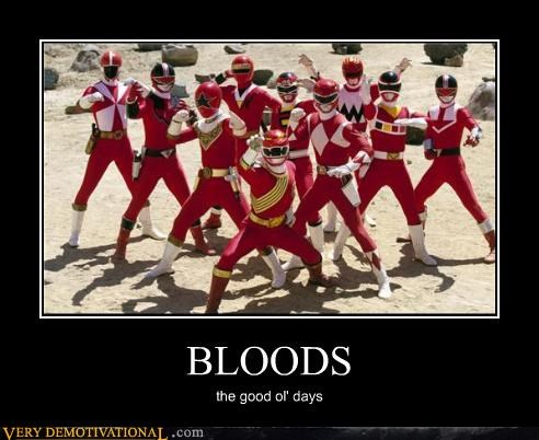 bloods gangs power rangers red