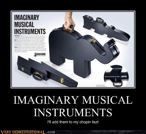 animals imaginary musical instruments - 4495738368