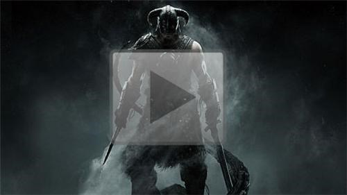 elder scrolls Elder scrolls 5 Elder Scrolls V Skyrim trailers video game trailer video games