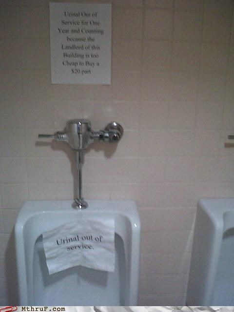 bathroom,note,passive aggressive,sign,toilet,urinal