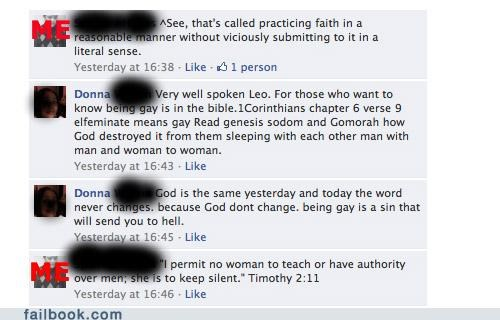 battle of the sexes,oh snap,religion