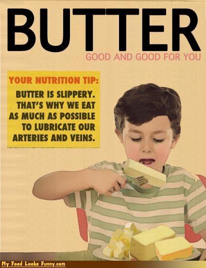 butter health propaganda psa - 4496253440