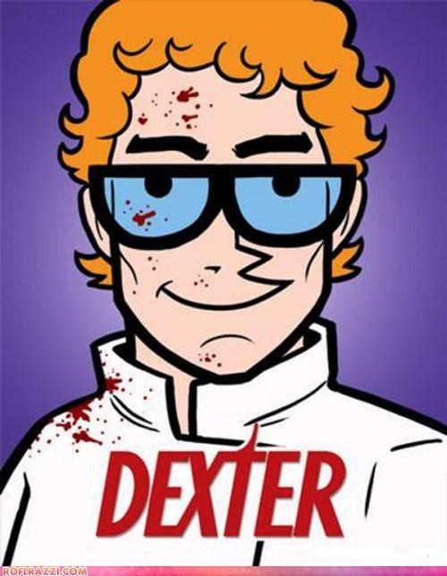 awesome cool Dexter Fan Art funny Hall of Fame - 4496441600