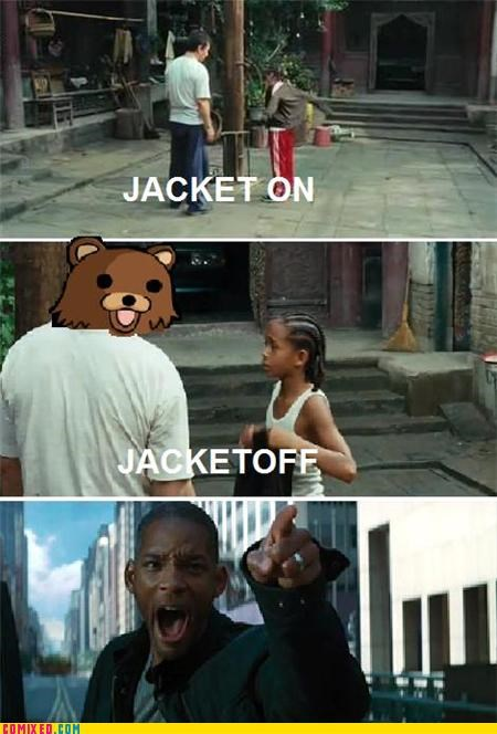 fresh prince From the Movies Karate Kid pedobear will smith - 4496463616