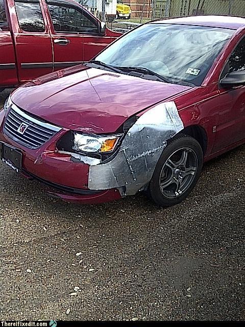 bad pun bumper repair cars frankenstein - 4496484864