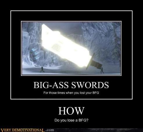 sword,gun,wtf,bfg