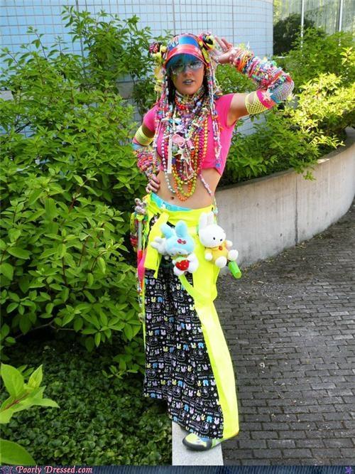 asian fashion Jewelry pink Pokémon stuffed animals weird wtf yellow - 4497494528