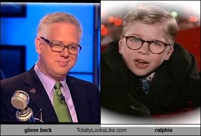 A Christmas Story actors glenn beck politics pundits Ralphie Parker - 4498405632