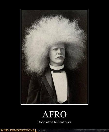 abino,afro,hair