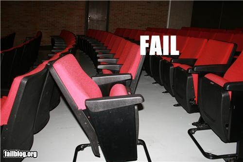 backwards failboat g rated movies seats theatre