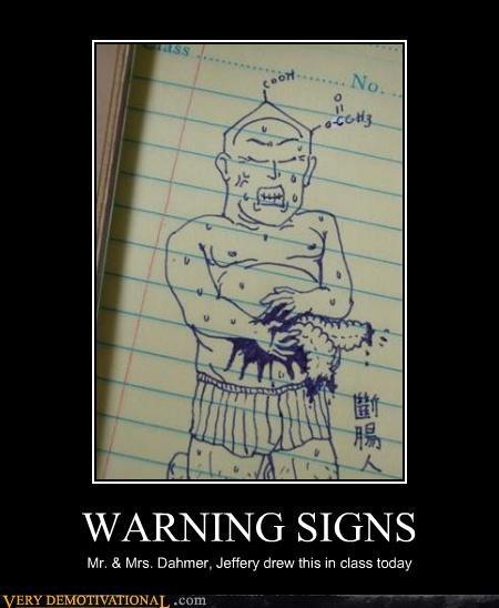 creepy hilarious jeffery dahmer seppuku - 4498777344