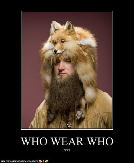 WHO WEAR WHO ???