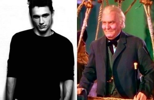 casting news James Franco Sam Raimi wizard of oz - 4499151616