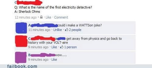 lol puns science