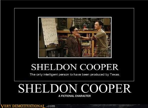 big bang theory fictional hilarious Sheldon Cooper - 4499470592