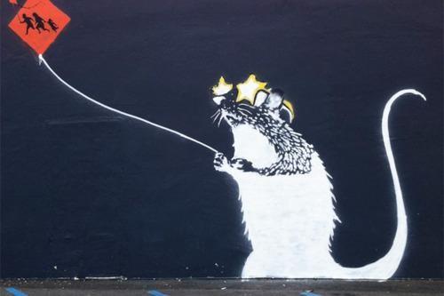 banksy oscars Street Art - 4499648000