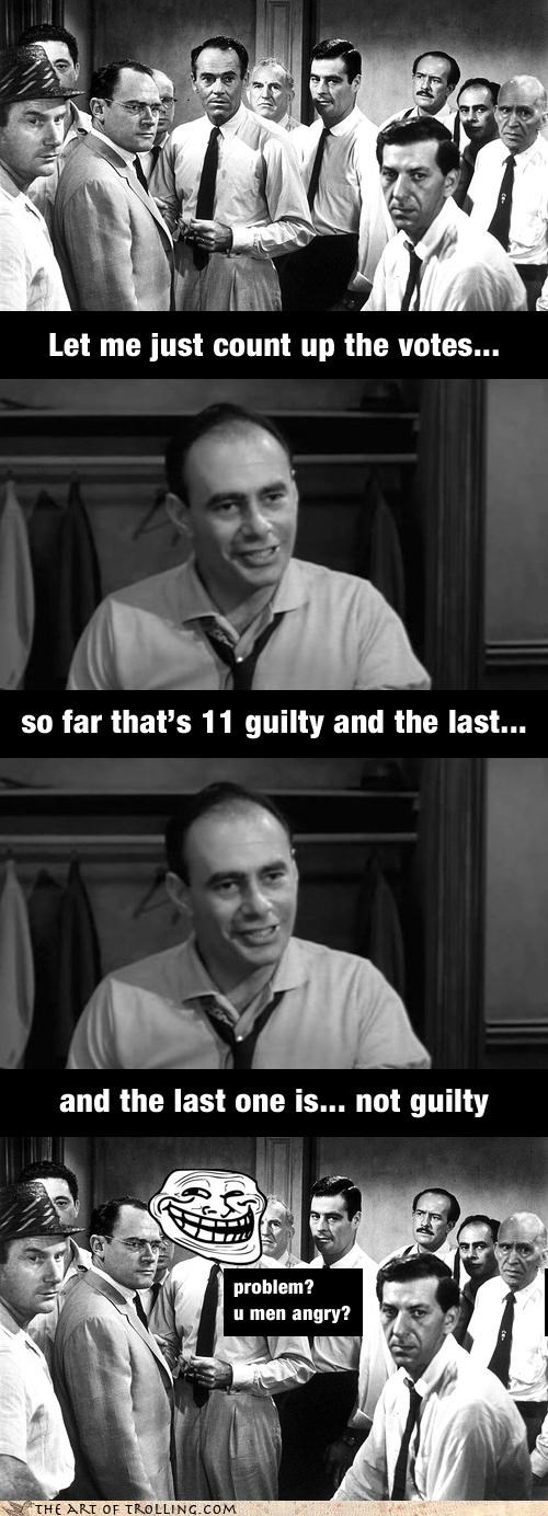 12 Angry Men classics movies my gosh tell me you kids are old enough to understand u mad - 4499790080
