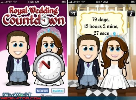 funny wedding photos iphone app kate middleton prince william royal wedding - 4500011008