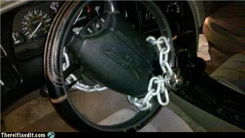 cars,dual use,locked up,wtf