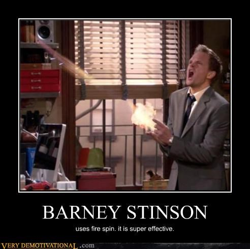 barney stinson fire wtf - 4501356800