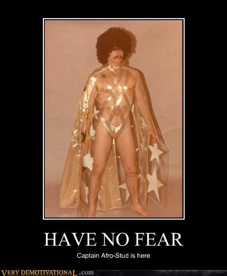 fear afro wtf superhero - 4501395456