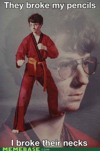karate Karate Kid neck pencil - 4502994176