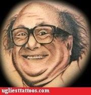 danny devito tattoos funny win - 4503020032
