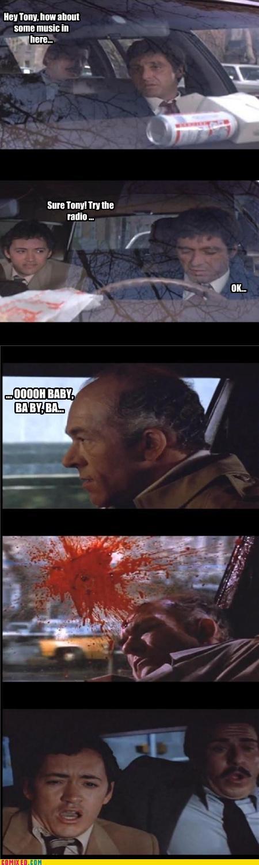 al pacino gun shot justin bieber movies murder ouch the godfather - 4503264256