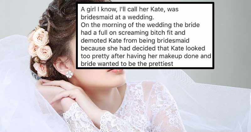 People share their craziest bridezilla moments on Askreddit.