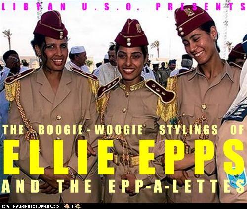 albums angels epaulets libya muammar al-gaddafi Music