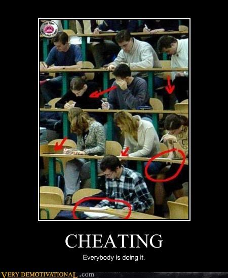 cheating class everyone school - 4504089088