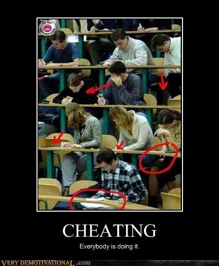 cheating class everyone school - 4504089088