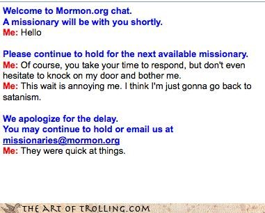 mormon Mormon Chat satan waiting - 4504336384
