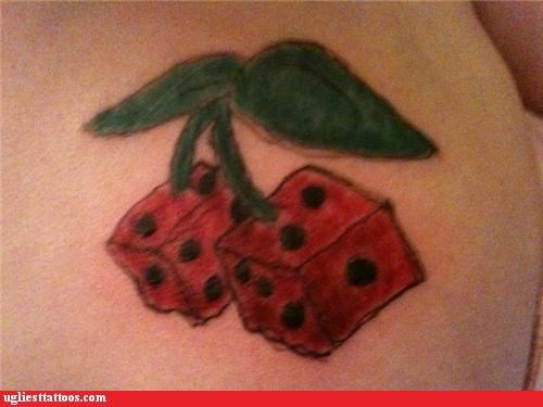 dice cherries funny amateur - 4505148416