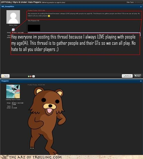 halo pedobear video games - 4505389312
