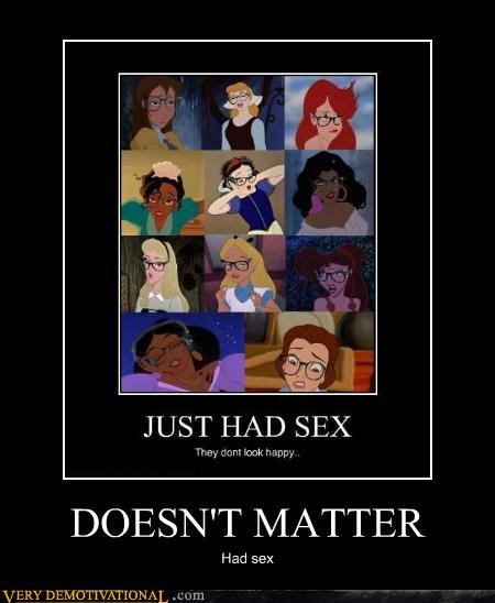 disney princesses doesnt matter hilarious sexy times - 4507005952