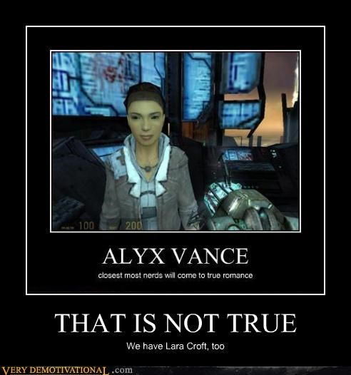 alyx vance half life hilarious video games - 4508172800